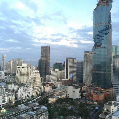 Bangkok City_Thailand_071215A