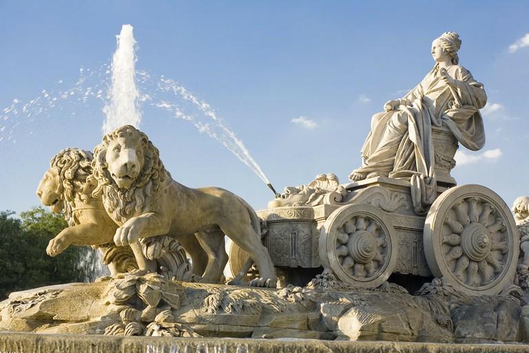 The_Cibeles_Fountain_Madrid_Spain_092920A