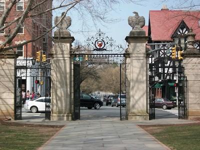 FitzRandolph Gate, Princeton University