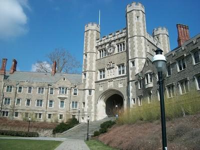 Blair Arch, Princeton University