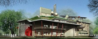 The Yun-Suan Sun Green Building Research Center