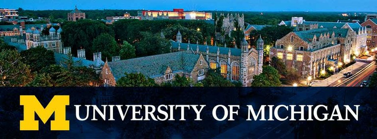 University of Michigan, Ann Arbor 0001
